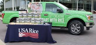 100 Largest Pickup Truck Think Rice Road Trip Taps Into USs Rice Market USA Rice