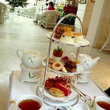 cuisine high traditional high tea ร ปถ ายของ authors lounge กร งเทพมหานคร ก