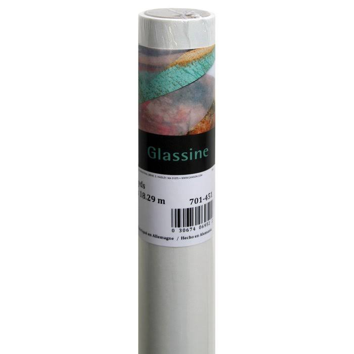 Canson C100510832 48 in. x 10yd Glassine Roll