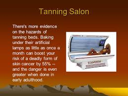 The Dangers of Skin Cancer ppt