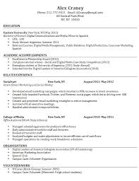 Work Study Resume Sample For Fresh Graduate Without Experience Ideal Add