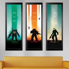 LIMITED Video Game Inspired Poster Series