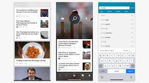 Bing for iOS Gets Redesigned Homepage iPhone X Support Thurrott