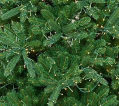 Qvc Christmas Tree Storage Bag by Santa U0027s Best 9 U0027 Starry Light Microlight Christmas Tree W Flip Leds