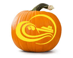 Pumpkin Carving Cutouts by Cruise Themed Halloween Pumpkin Carving Patterns