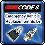 emergency vehicle warning lights replacement light bulbs and strobes