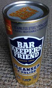 Bar Keepers Friend® Powder Cleanser Polish Review | Tom's Tek Stop Bar Keepers Friend 11584 Cleansers Ace Hdware Sandys2cents Cleaning Products Everything You Wanted To Know About How Clean Stove Drip Pans Amazoncom Cookware Cleanser Polish Powder I Test Out And 12 Ounce Walmartcom 595g 25 Unique Keepers Friend Ideas On Pinterest Glass Will Store Vintage Pyrex Its Natural Use Stainless Steel Pizza Pan 11727 Oz All Purpose Spray Foam Cleaner