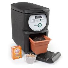 Automatic Composter HOMESTEADING Compost Garden Plants