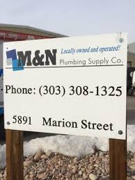 M & N Plumbing Supply pany Plumbing 5891 Marion Dr Denver