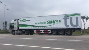 How TuSimple Is Becoming A Leader In Self-Driving Truck Technology ...