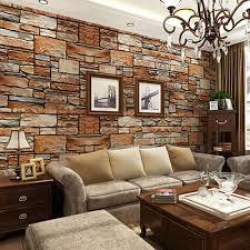 großhandel beibehang dreidimensionale simulation unordentlich rock stein kultur stein tapete schlafzimmer wohnzimmer tv sofa hintergrund tapete