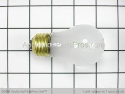 dacor 82089 bulb 40w appliancepartspros