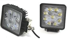 Lot Two Mini 27W 9 LED WorkLights Spot Beam Off-road Driving Fog ... 1pcs Ultra Bright Bar For Led Light Truck Work 20 Inch Dc12v 24v Led Truck Tail Light Bar Emergency Signal Work Yescomusa 24 120w 7d Led Spot Flood Combo Beam Ip68 100w Cree Lamp Trailer Off Road 4wd 27w 12v Fo End 11222018 252 Pm China Actortrucksuvuatv Offroad Yintatech 28 180w 2x Tractor Lights Worklight Lamp 4inch 18w 40w Nsl04b40w Trucklite 81335c 81 Series Pimeter Flush Mount 4x2 Trucklites Signalstat Line Now Offers White Auxiliary Lighting