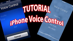 How To Use iPhone Voice Control mands and Turning It f