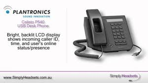 Plantronics Calisto P540 MOC USB Desk Phone Video Overview - YouTube Amazoncom Plantronics P240 Calisto Voip Phonedevice Handset Polycom Cx300 R2 Usb Skype For Business Phone 22330025 Download Kumpulan Driver Samsung Disini Pricebook Forum 40 Telephone Recording Adapter Recorder Devices Telco Depot Gvmate With Google Voice And New E Series Teledex Hotel Phones 5v 2a 12 Eu Fast Charger Mobile Wall Travel Power P240m Electronics Key Cable Charging Keychain Native Union Obihai Obi200 1phone Port 1 X How To Connect To Android Urduhindi Techy Pakistan Youtube