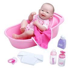 JC Toys Lil Cutesies Twin Dolls In Bath 85