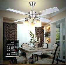 Ceiling Fan For Dining Room Home And Furniture Alluring Fans On With Lights