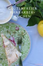 rhabarberkuchen mit baiser glutenfrei judysdelight