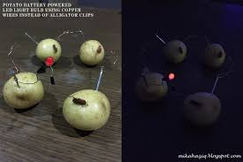 mikahaziq potato battery experiment why is mine not working