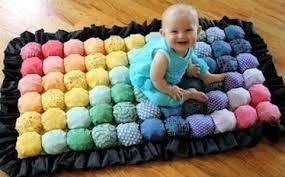 tapis a faire soi meme un tapis avec des chutes de tissu ou comment recycler du tissu