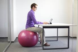 lovable yoga ball desk chair with captivating office ball chair