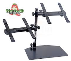 Double Laptop Stand For Djs | Mobile Disc Jockey PC Table Clamp Gear ... Ramvb181 Ram Mounts Universal Flat Surface Vertical Drilldown Mountit Laptop Vehicle Mount Nodrill Computer Seat Full Ram Mountslaptop Mountsdalltexas Solution Photo Image Gallery Console Top Product Categories Troy Products Loctek Spring Arm Workstation Stand With Usb Port For Pro Desk Desks For Trucks Cars Vans Suvs Table Sale Stands Prices Brands Specs In Notebook Holders Arms Atdec Mounting Dominator Ems Mounts Article Ramvb168sw1 Semi Volvo