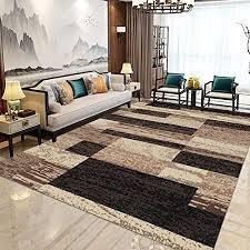 aiyaoo teppiche rechteckig 80x120cm teppich kurzflor luxury vintage design für wohnzimmer schlafzimmer