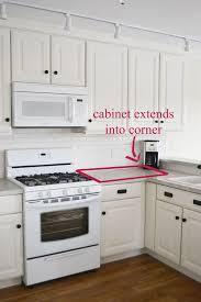 Lower Corner Kitchen Cabinet Ideas by Blind Corner Kitchen Cabinet Sizes Imanisr Com
