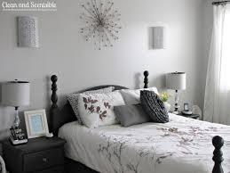 l best blue gray paint color grey bed bedroom ideas best grey