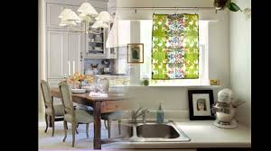 Kitchen Curtain Ideas Pictures by Cool Kitchen Window Curtains Ideas Youtube