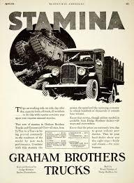 100 Brothers Classic Trucks 1928 Ad Graham Vehicle Car Automobile Dodge