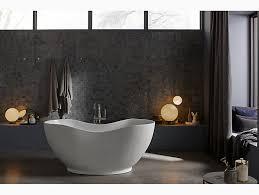 Kohler Freestanding Bath Filler by K 1800 Abrazo Freestanding Bath Kohler
