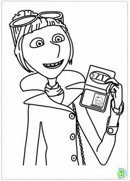 Despicable Me Free Printable Coloring Pages Online 7ah93