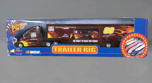 115.2338: Winner's Circle Trailer Rig: #88 UPS | Toy Automobile ...