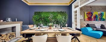 lounge diningroom jugendstil modern eklektisch esszimmer