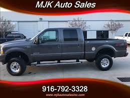 2004 Ford F-250 Super Duty 4dr 4x4 6.0 Powerstroke Diesel SPORT For ...