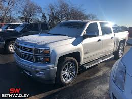 Used 2014 Chevy Silverado 1500 High Country 4X4 Truck For Sale In ...
