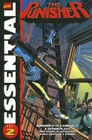 Essential Punisher Vol 2 Marvel Essentials