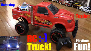 RC Toys: New Bright 1/6 Scale Full Function RC Custom Pickup Truck + ... Gizmo Toy New Bright 114 Rc Fullfunction Baja Mopar Jeep Rb 61440 Interceptor Buggy Baja Extreme Pops Toys Ford Raptor Youtube Pro Plus Menace Industrial Co Ff 96v Monster Jam Grave Digger Car 110 Scale Shop 115 Full Function Remote 96v 1997 F150 Hobby Cversion Rcu Forums 124 Radio Control Truck Walmartcom Vehicles Radio And Remote Oukasinfo Buy V Thunder Pickup Big Rc Size 10 Best Rock Crawlers 2018 Review Guide The Elite Drone
