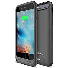 Amazon 7200 mAh Battery Case for iPhone 6S Plus 6 Plus