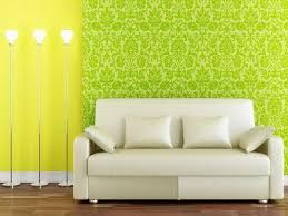 Interior Design Minimalist Green Wall Decor Home Exterior Decorating Room House Colors Modern Ideas