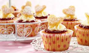 Recipe Victoria Sponge Cupcakes