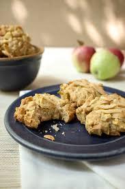 apfel mandel kekse schnelle einfache rezepte