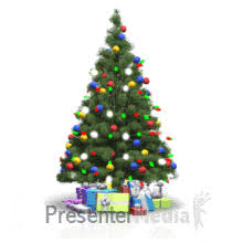 Download ID 4360 Christmas Tree Lights 19KB 220x220
