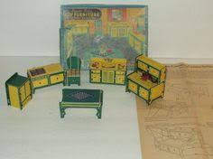 Built rite toy kitchen set 78 w box