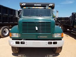 100 International 4700 Dump Truck 2002 INTERNATIONAL DUMP TRUCK VINSN1HTSCAAN632H526933 SA