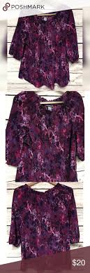 Maggie Barnes Catherines Plus Size 0X 14 16W Shirt Maggie Barnes ... Maggie Barnes Womens Blouse Black Purple Beaded Semi Sheer Plus Size Boatneck Maxi Bright Pink Unlined Wrinkle Fabric Floor Top 4x Mosaic Sparkly Bling Stretch 1x Lined Brown 34 Sleeve Career Right Fit Pant Curvy Catherines Poncho By 3x 26w 28w Cditioning Customer Support Dress Red Purple Jacket Blazer Appliques Button Down 7443 Best My Posh Picks Images On Pinterest Pockets Sweaters