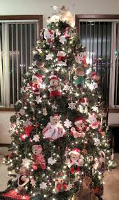 Unlit Artificial Christmas Trees Sears by Peachy Design Ideas Bear Christmas Tree Impressive Decoration