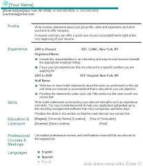 Headline For A Resume Strong Examples Example Experienced Accountant