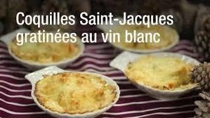 cuisiner les coquilles st jacques surgel馥s recette coquilles jacques gratinées